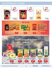 Kim Market 25 Ekim - 9 Kasım 2017 Kampanya Broşürü! Sayfa 10 Önizlemesi