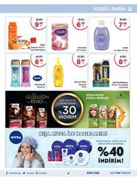 Kim Market 25 Ekim - 9 Kasım 2017 Kampanya Broşürü! Sayfa 15 Önizlemesi
