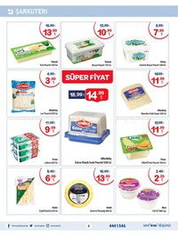 Kim Market 25 Ekim - 9 Kasım 2017 Kampanya Broşürü! Sayfa 4 Önizlemesi