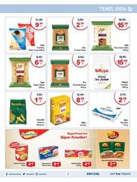 Kim Market 25 Ekim - 9 Kasım 2017 Kampanya Broşürü! Sayfa 7 Önizlemesi