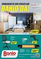 Banio Yapı Market Ekim 2017 Kampanya Broşürü Sayfa 1