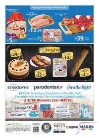 Uyum Market 13-20 Ekim 2017 Kampanya Broşürü: Bu Hafta Sayfa 4 Önizlemesi
