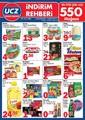 UCZ Market 6-19 Kasım 2017 Kampanya Broşürü! Sayfa 1