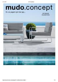 Mudo Concept 2017 Bahçe Koleksiyonu Sayfa 1