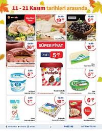 Kim Market 11-21 Kasım 2017 Kampanya Broşürü! Sayfa 2 Önizlemesi