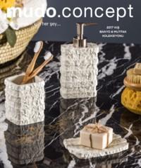 Mudo Concept 2017 Banyo - Mutfak Koleksiyonu Sayfa 1