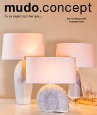 Mudo Concept 2017 Aydınlatma Koleksiyonu Sayfa 1
