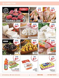 Kim Market 22 - 30 Kasım 2017 Kampanya Broşürü! Sayfa 4 Önizlemesi