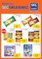 Seç Market 29 Kasım - 5 Aralık 2017 Kampanya Broşürü Sayfa 1