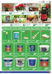 Montea Yapı Market 08 - 31 Aralık 2017 Kampanya Broşürü! Sayfa 7 Önizlemesi
