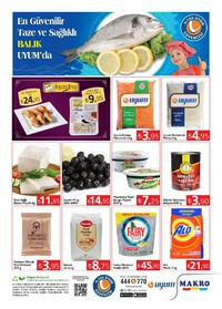 Uyum Market 01 - 08 Aralık 2017 Kampanya Broşürü! Sayfa 2 Önizlemesi