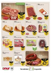 Onur Market 14 - 20 Aralık 2017 Kampanya Broşürü! Sayfa 2
