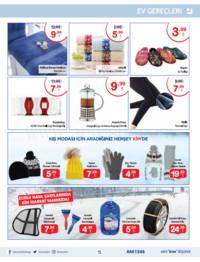 Kim Market 01 - 12 Aralık 2017 Kampanya Broşürü! Sayfa 15 Önizlemesi