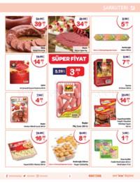 Kim Market 01 - 12 Aralık 2017 Kampanya Broşürü! Sayfa 3 Önizlemesi