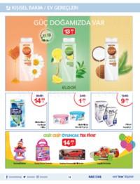 Kim Market 01 - 12 Aralık 2017 Kampanya Broşürü! Sayfa 14 Önizlemesi