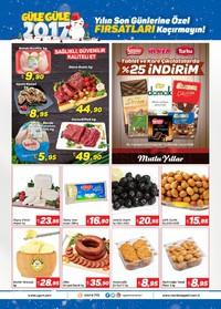 Uyum Market 22 - 31 Aralık 2017 Kampanya Broşürü! Sayfa 2