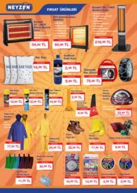 Neyzen Yapı Market 25 - 31 Aralık 2017 Kampanya Broşürü! Sayfa 2 Önizlemesi