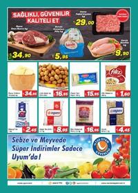 Uyum Market 15 - 22 Aralık 2017 Kampanya Broşürü! Sayfa 2
