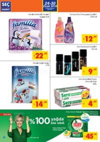 Seç Market 24 - 30 Ocak 2018 Kampanya Broşürü! Sayfa 2