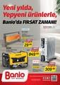 Banio Yapı Market 05 - 31 Ocak 2018 Kampanya Broşürü! Sayfa 1