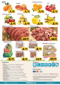 Selam Market 19 - 26 Ocak 2018 Kampanya Broşürü! Sayfa 2 Önizlemesi