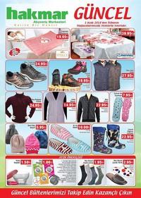 Hakmar 01 - 31 Ocak 2018 Kampanya Broşürü! Sayfa 1