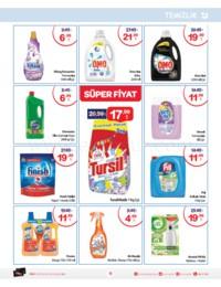Kim Market 24 Ocak - 01 Şubat 2018 Kampanya Broşürü! Sayfa 11 Önizlemesi