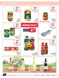 Kim Market 24 Ocak - 01 Şubat 2018 Kampanya Broşürü! Sayfa 8 Önizlemesi