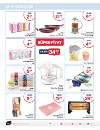 Kim Market 24 Ocak - 01 Şubat 2018 Kampanya Broşürü! Sayfa 14 Önizlemesi