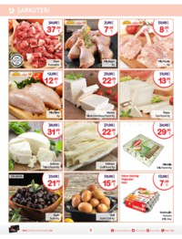 Kim Market 24 Ocak - 01 Şubat 2018 Kampanya Broşürü! Sayfa 2 Önizlemesi