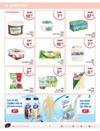 Kim Market 24 Ocak - 01 Şubat 2018 Kampanya Broşürü! Sayfa 4 Önizlemesi