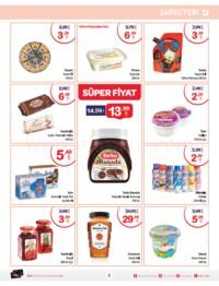 Kim Market 24 Ocak - 01 Şubat 2018 Kampanya Broşürü! Sayfa 5 Önizlemesi