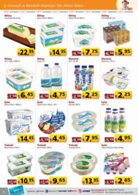 Selam Market 17 - 31 Ocak 2018 Kampanya Broşürü! Sayfa 2 Önizlemesi