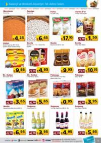 Selam Market 17 - 31 Ocak 2018 Kampanya Broşürü! Sayfa 5 Önizlemesi