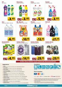 Selam Market 17 - 31 Ocak 2018 Kampanya Broşürü! Sayfa 8 Önizlemesi