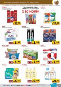 Selam Market 17 - 31 Ocak 2018 Kampanya Broşürü! Sayfa 7 Önizlemesi