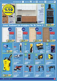 Montea Yapı Market 19 Ocak - 28 Şubat 2018 Kampanya Broşürü! Sayfa 7 Önizlemesi