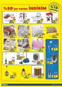 Montea Yapı Market 19 Ocak - 28 Şubat 2018 Kampanya Broşürü! Sayfa 2 Önizlemesi