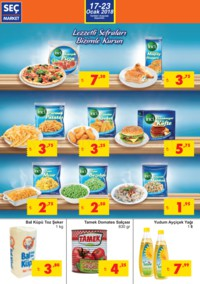 Seç Market 17 - 23 Ocak 2018 Kampanya Broşürü! Sayfa 2