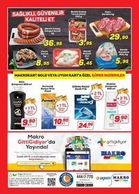 Uyum Market 05 - 11 Ocak 2018 Kampanya Broşürü! Sayfa 4 Önizlemesi