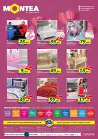 Montea Yapı Market 10 - 28 Şubat 2018 Kampanya Broşürü! Sayfa 4 Önizlemesi