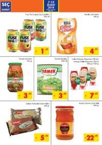Seç Market 07 - 13 Şubat 2018 Kampanya Broşürü! Sayfa 2
