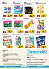 Selam Market 05 - 14 Şubat 2018 Kampanya Broşürü! Sayfa 4 Önizlemesi