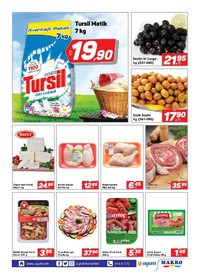 Uyum Market 23 Şubat - 01 Mart 2018 Kampanya Broşürü! Sayfa 3 Önizlemesi
