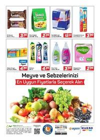 Uyum Market 23 Şubat - 01 Mart 2018 Kampanya Broşürü! Sayfa 4 Önizlemesi