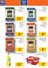 Seç Market 01 - 06 Şubat 2018 Kampanya Broşürü! Sayfa 2