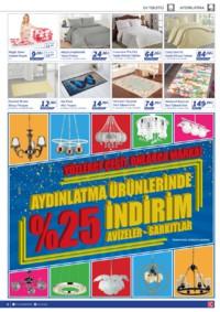 Montea Yapı Market 03 - 31 Mart 2018 Kampanya Broşürü! Sayfa 9 Önizlemesi