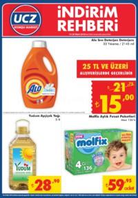 UCZ 14 - 20 Mart 2018 Kampanya Broşürü! Sayfa 1