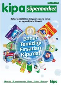Kipa Süpermarket 29 Mart - 11 Nisan 2018 Kampanya Broşürü! Sayfa 1