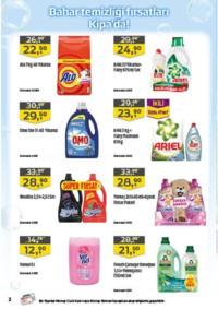 Kipa Süpermarket 29 Mart - 11 Nisan 2018 Kampanya Broşürü! Sayfa 2